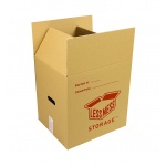 Small Less Mess Cardboard Box 35x40 cm, height: 40 cm