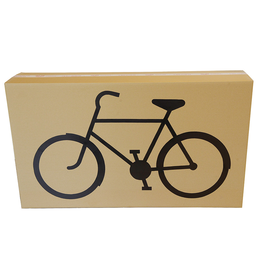 Cardboard Box for a Bicycle/Painting/TV Set